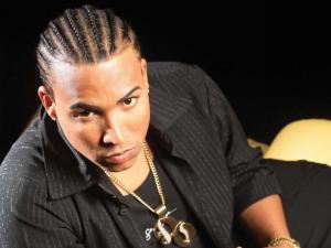 The reggaeton singer Don Omar