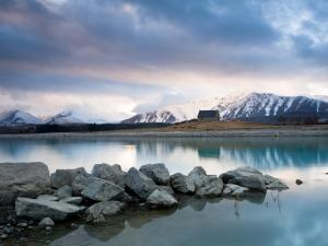 Lake Tekapo (South Island of New Zealand)