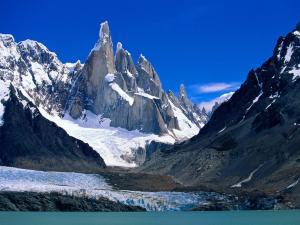 Monte Fitz Roy (cerro Chaltén), Patagonia