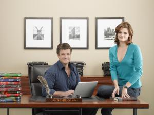 "Richard Castle and Kate Beckett (television series ""Castle"")"