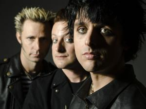 The american band Green Day
