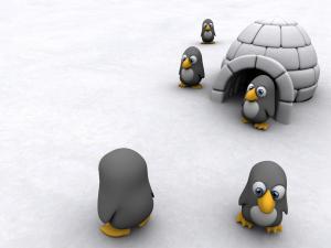 Mini-penguins