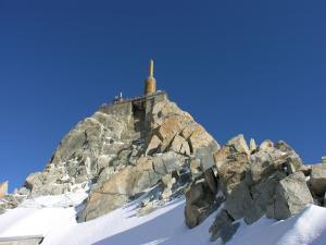 Aiguille du Midi (Chamonix, France)