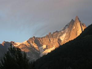 The Drus (Chamonix, France)