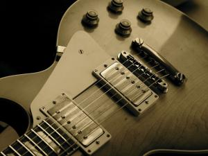 """Gibson Les Paul"" Guitar"