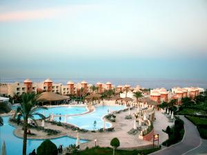 Hotel with large swimming pools, in Egypt