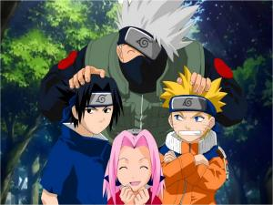 The Naruto Team