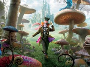 "The Mad Hatter of ""Alice in Wonderland"" by Tim Burton"