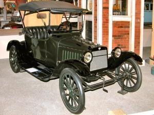 1916 Saxon Roadster