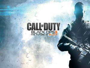 "CoD ""Black Ops 2"" The future is Black"