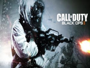 CoD Black Ops 2 - War in the snow