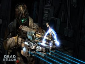 Custom weapon in Dead Space 3