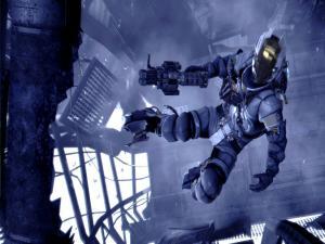 Dead Space 3: zero gravity