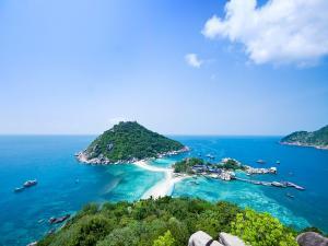 Koh Nang Yuan Island (Thailand)