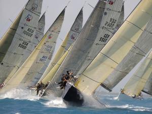 A very disputed sailing regatta