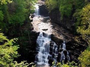 Falls of Clyde, Scotland
