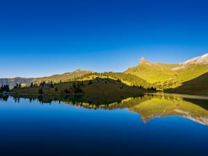 Bannalpsee Lake (Nidwalden, Switzerland)