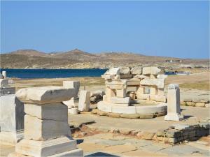 Ruins of Delos (Greece)