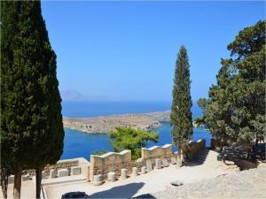Lindos, Rhodes island (Greece)