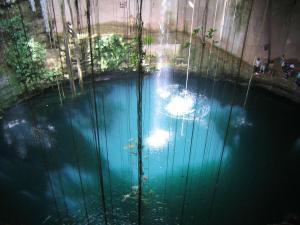 Cenote Kantun Chi (Riviera Maya)