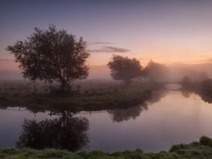 Hertford Marshes, England