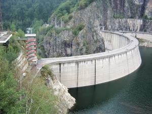 Vidraru Dam (Romania)