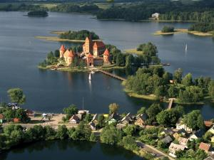 Trakai Castle (Lithuania)
