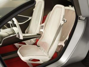 Interior of Ford Reflex (REFL3X)