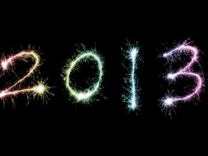 Happy Year 2013