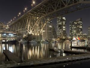 Granville Bridge (Vancouver, Canada)