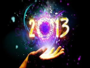 The 2013 in your hands