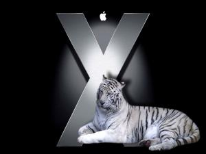 The white tiger of Mac OS X