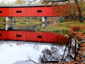 Cataract Falls Covered Bridge (Indiana)