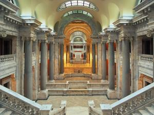 Interior of the Kentucky State Capitol