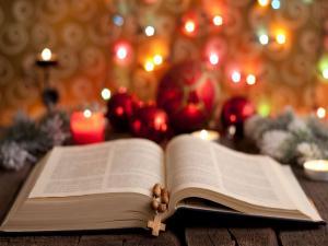 The Bible on Christmas