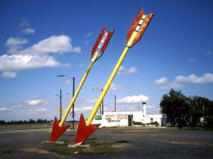 Twin Arrows Gas Station (Route 66, Arizona)