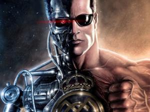 Terminator of Real Madrid, half man and half machine