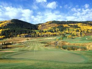 18th Hole, Cordillera, Edwards, Colorado