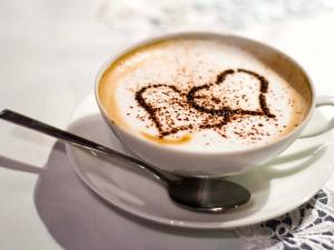A coffee with much love
