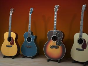 Spanish guitar collection
