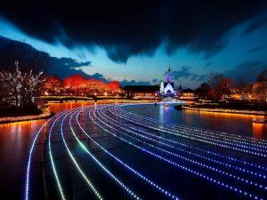 The Japan's Winter Light Festival