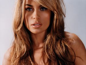The beautiful Carmen Electra