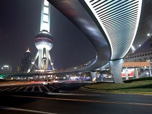 Futuristic constructions in the present