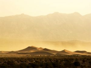 Dunes in Inyo County (California)