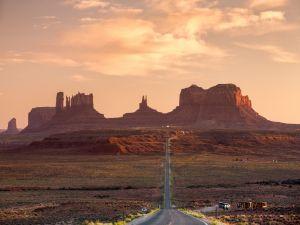 Road in San Juan County, Utah