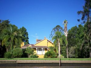A nice house in the Paraná River Delta (Argentina)