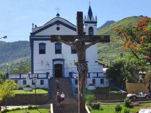 Christian Chapel in Ilhabela (Sao Paulo, Brazil)