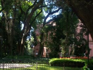 Botanical Museum in the Buenos Aires Botanical Garden (Argentina)