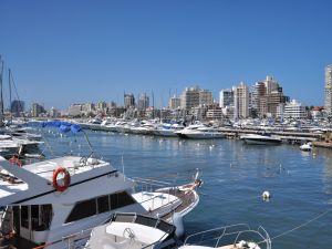 Port of Punta del Este (Uruguay)