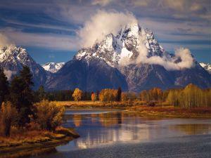 Grand Teton National Park (Wyoming, USA)
